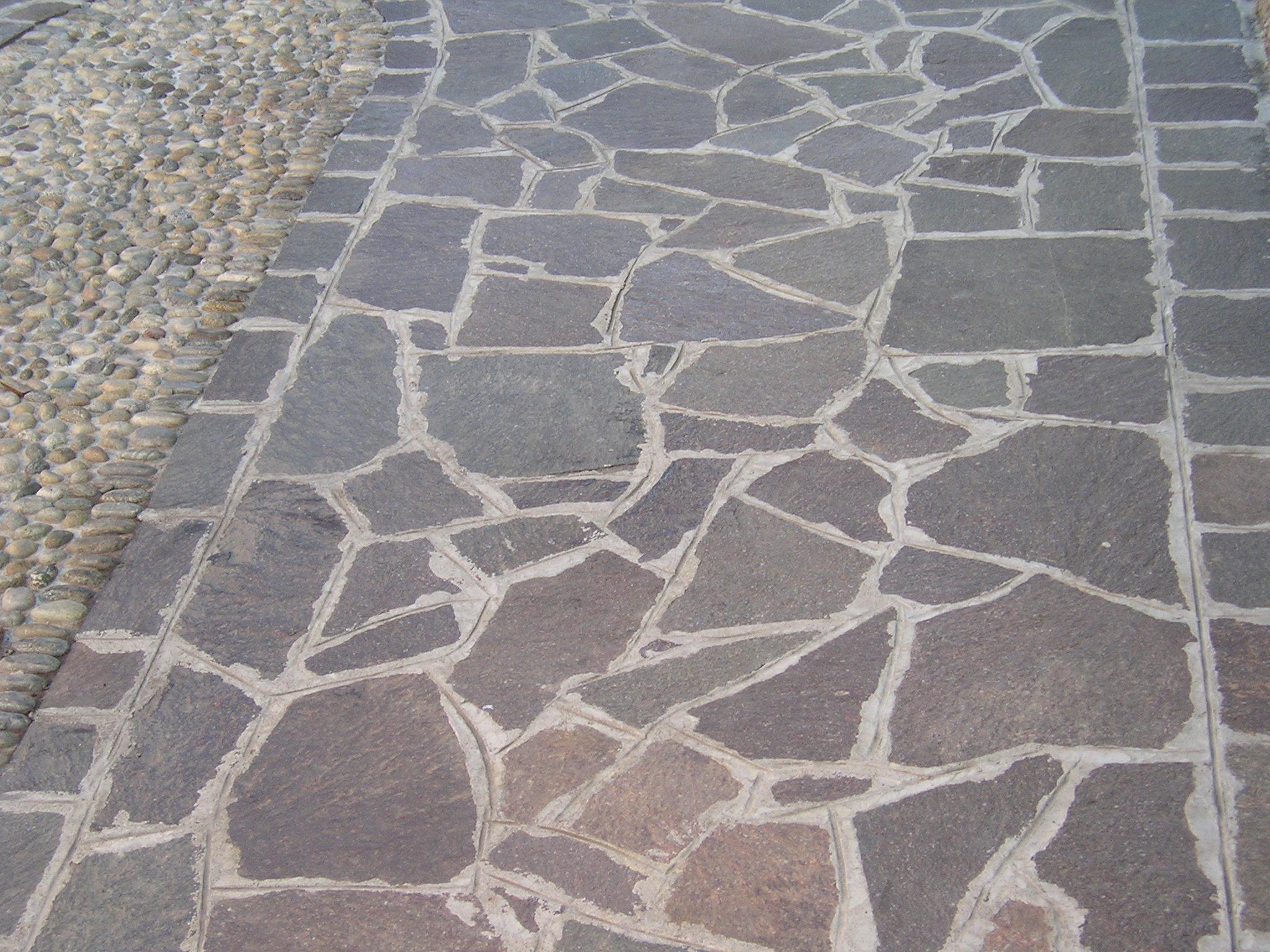 Pavimentazioni in porfido pavimenti esterni pietranova - Piastrelle di cemento da esterno ...